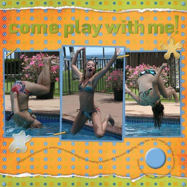 Come Play with Me! byJana