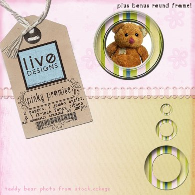 LivEdesigns Pinky Promise Set4