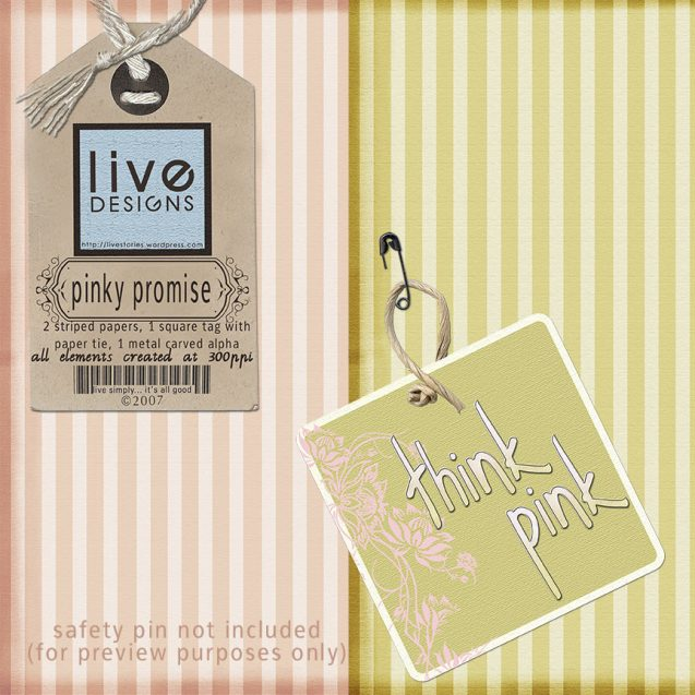 LivEdesigns PinkyPromise Set6 preview