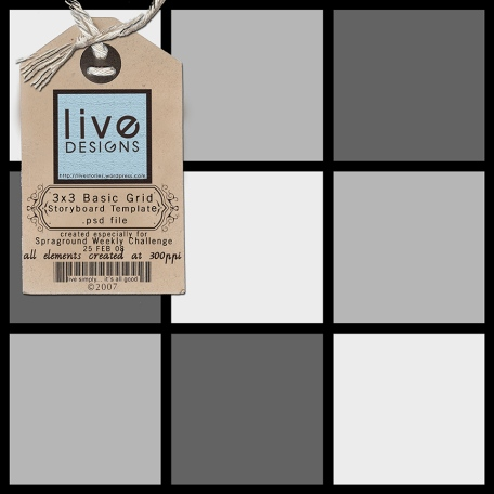 LivEdesigns Spraground Challenge Feb25 Template