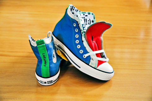 Yes, I had these custom-made at Converse.com :D