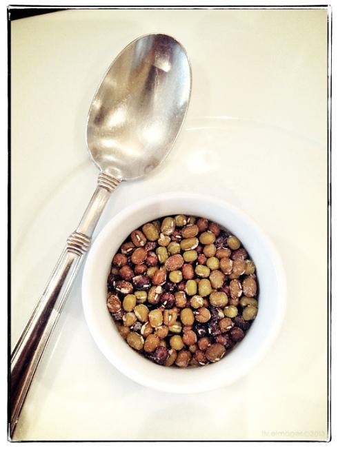 Ruminating on Mung Beans